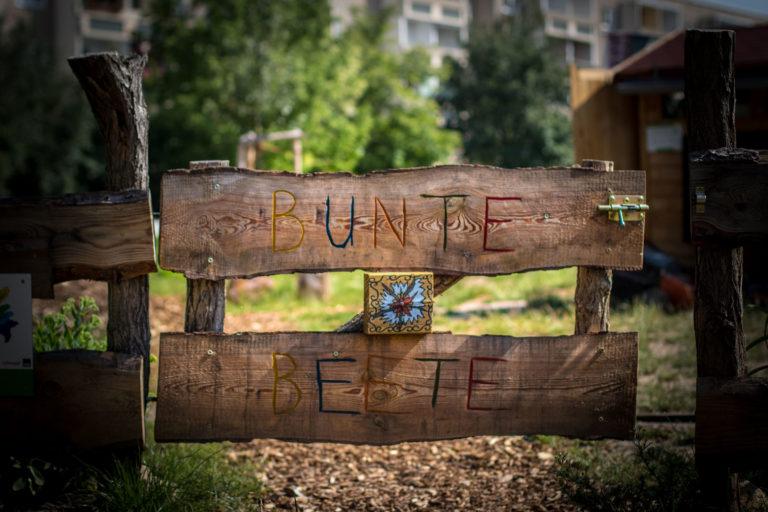 """Stadtteilgarten """"Bunte Beete"""""""