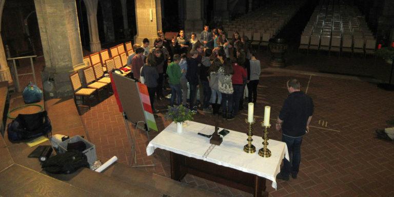 Konfitage mit Kirchengemeinden