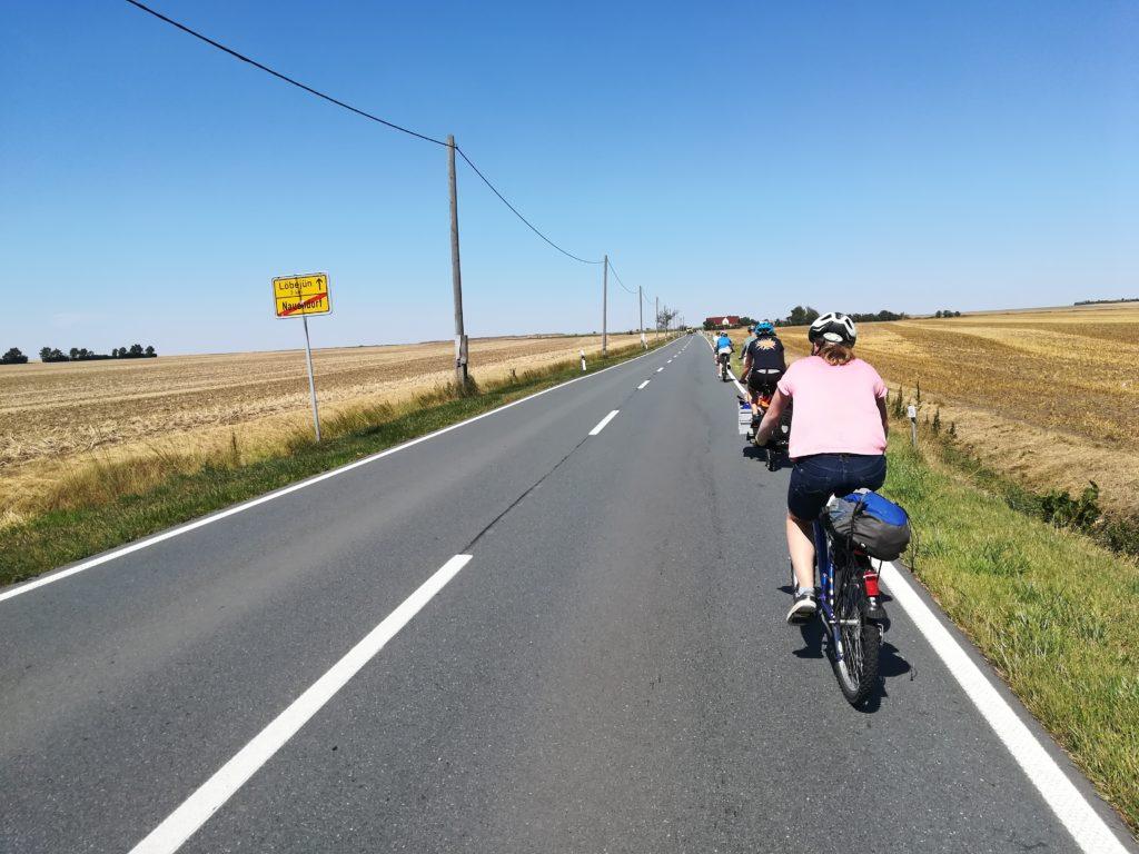 Fahrradtour und Zeltabenteuer in den Sommerferien / Bike tour and tent adventure during the summer vacation